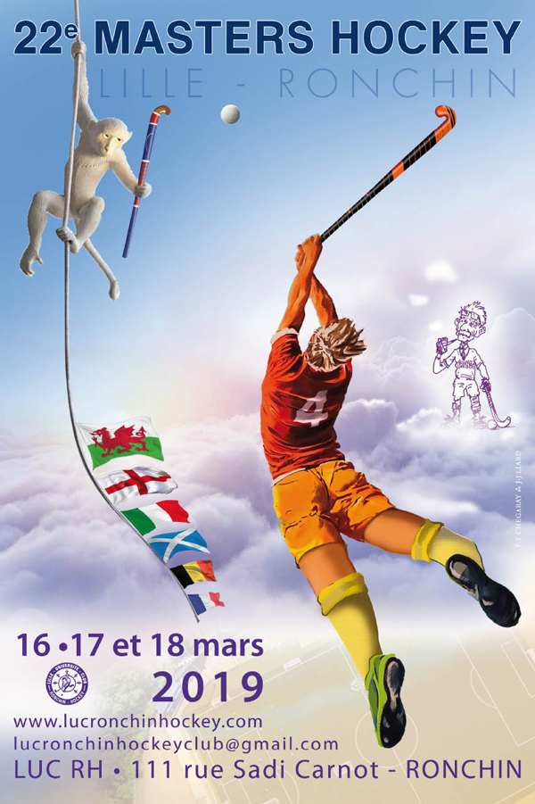 20th jacques Lévy Tournament Poster