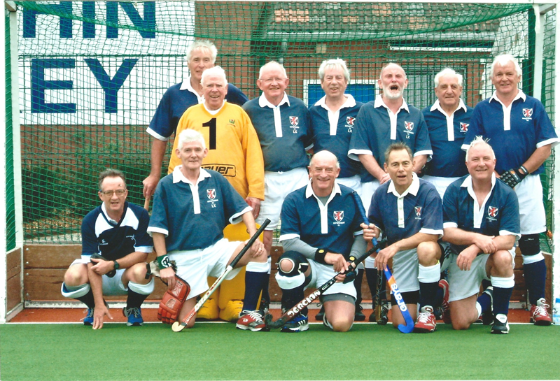 LUC Ronchin 2009 Scottish Thistles Squad