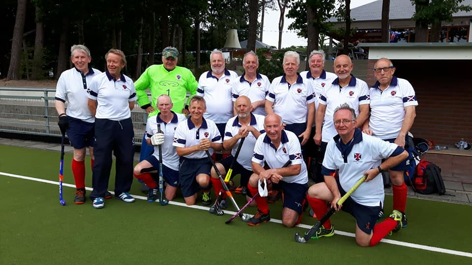 Scottish Thistles Team Tilburg 2017