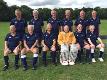 Scotland Senior Grand Masters European Cup Southgate 2015