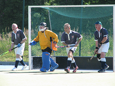 Scottish GGM Defence v England 1