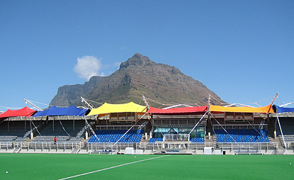Hartleyvale Stadium Cape Town