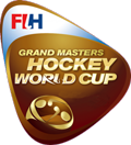 2018 World Grand Masters World Cup Logo